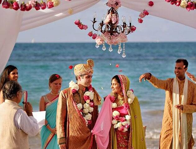 Goa perfect for Indian Beach Wedding Destinations