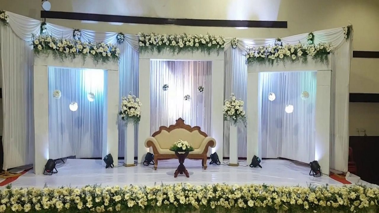 Wedding Stage Decoration Top 25 Ideas for your 2021 Indian Marriage