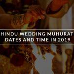 Hindu Marriage dates in 2019, marriage dates in 2019, marriage muhurat in 2019, 2019 marriage dates, wedding dates in 2019, hindu calendar 2019