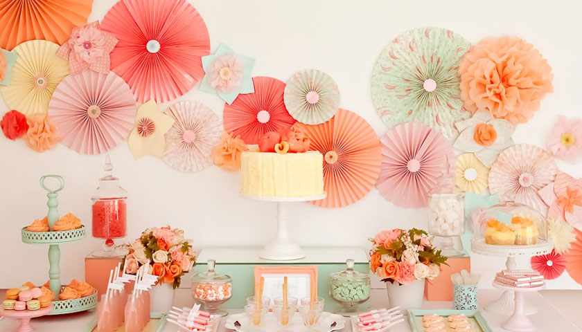 DIY Ideas For Birthday Decoration At Home