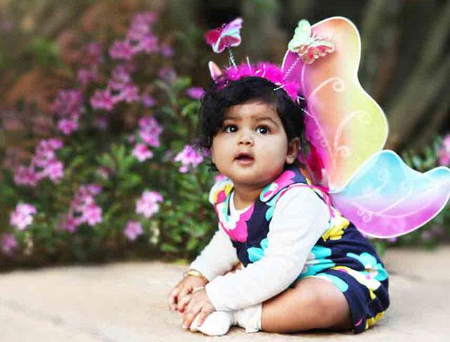 child photoshoot