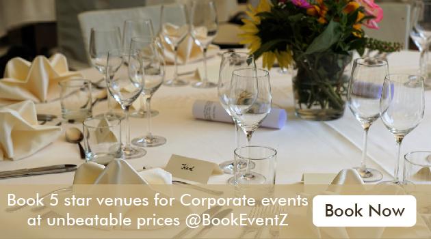 Book Corporate Venue, Cheap Corporate party Venue