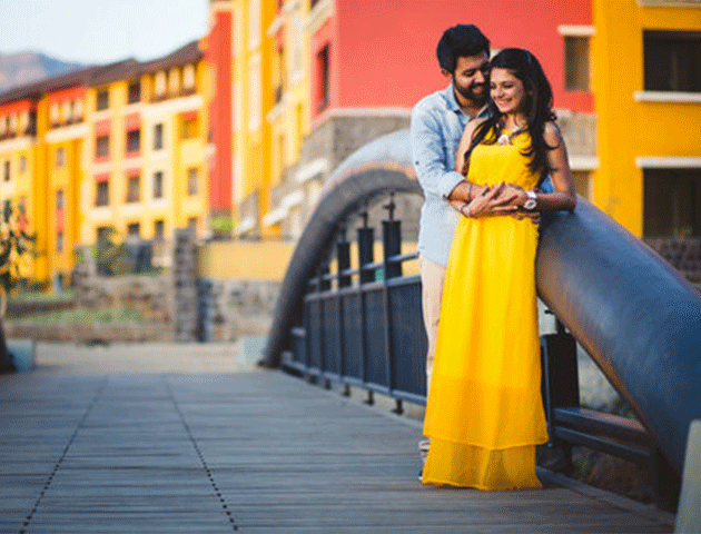 pre wedding photoshoot locations and studios