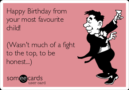 One Liner Birthday Wishes