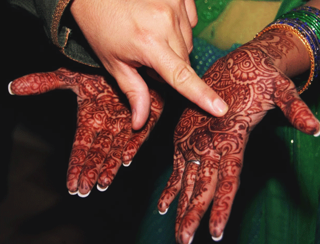 8 Punjabi Wedding Games for the Bride and Groom