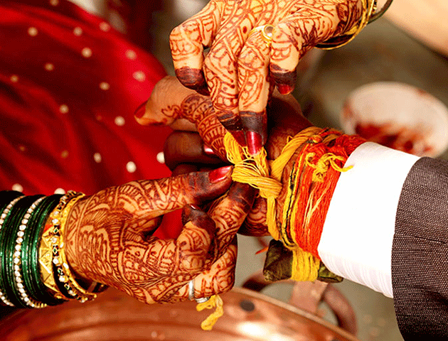 8 Punjabi Wedding Games for the Bride and Groom |