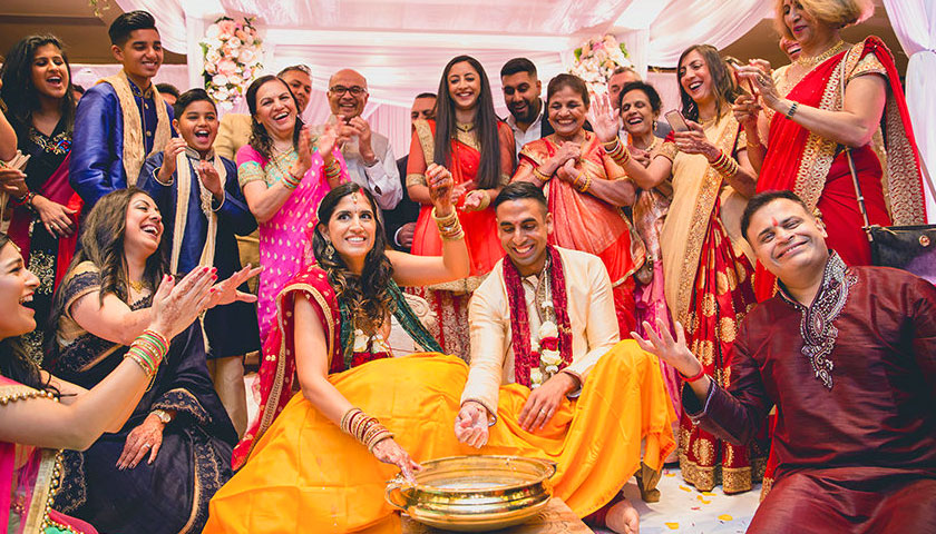 Famous Indian Wedding Games That Are Traditional Yet Fun