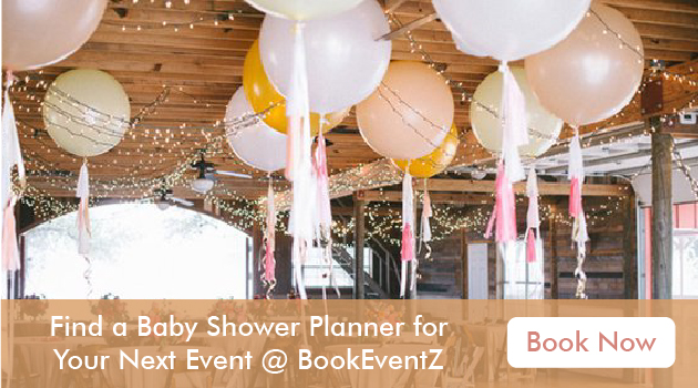 Baby shower planner, planning a baby shower