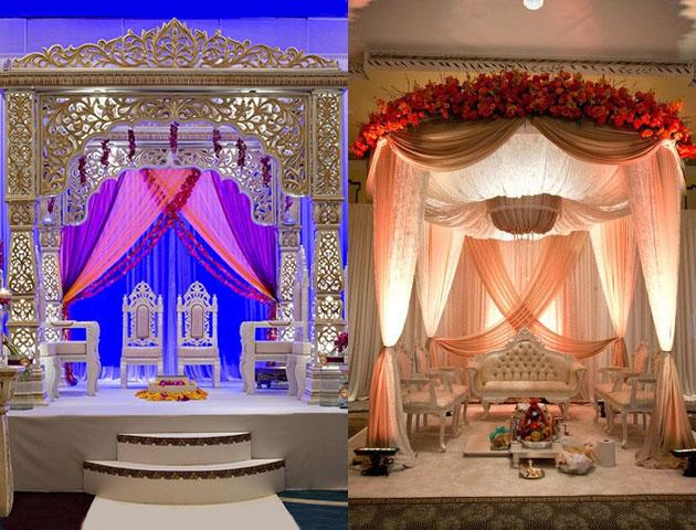 wedding stage decoration,  mandap decoration,  marriage stage decoration,  flower decoration stage,  mandap design
