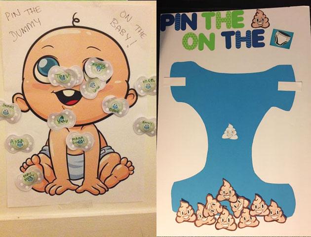 Regalos Para Juegos En Baby Shower.Ideas De Juegos Y Actividades Para Tu Baby Shower