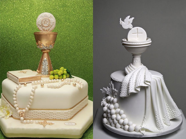 communion cakes, first communion cakes, holy communion cakes, first holy communion cakes