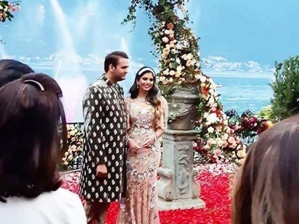isha ambani, anand Piramal, isha ambani and anand Piramal, the ambani wedding, ambanis, ambani wedding