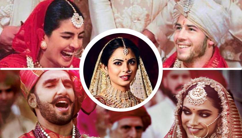 isha ambani, daughter of ambani, priyanka chopra husband, isha Ambani husband, Deepveer