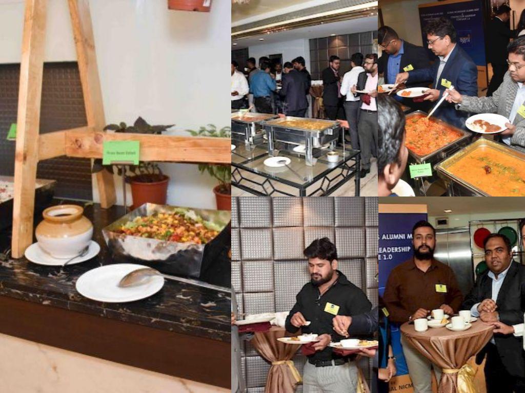 Nicmar, food, Best Caterer, Corporate Food setup