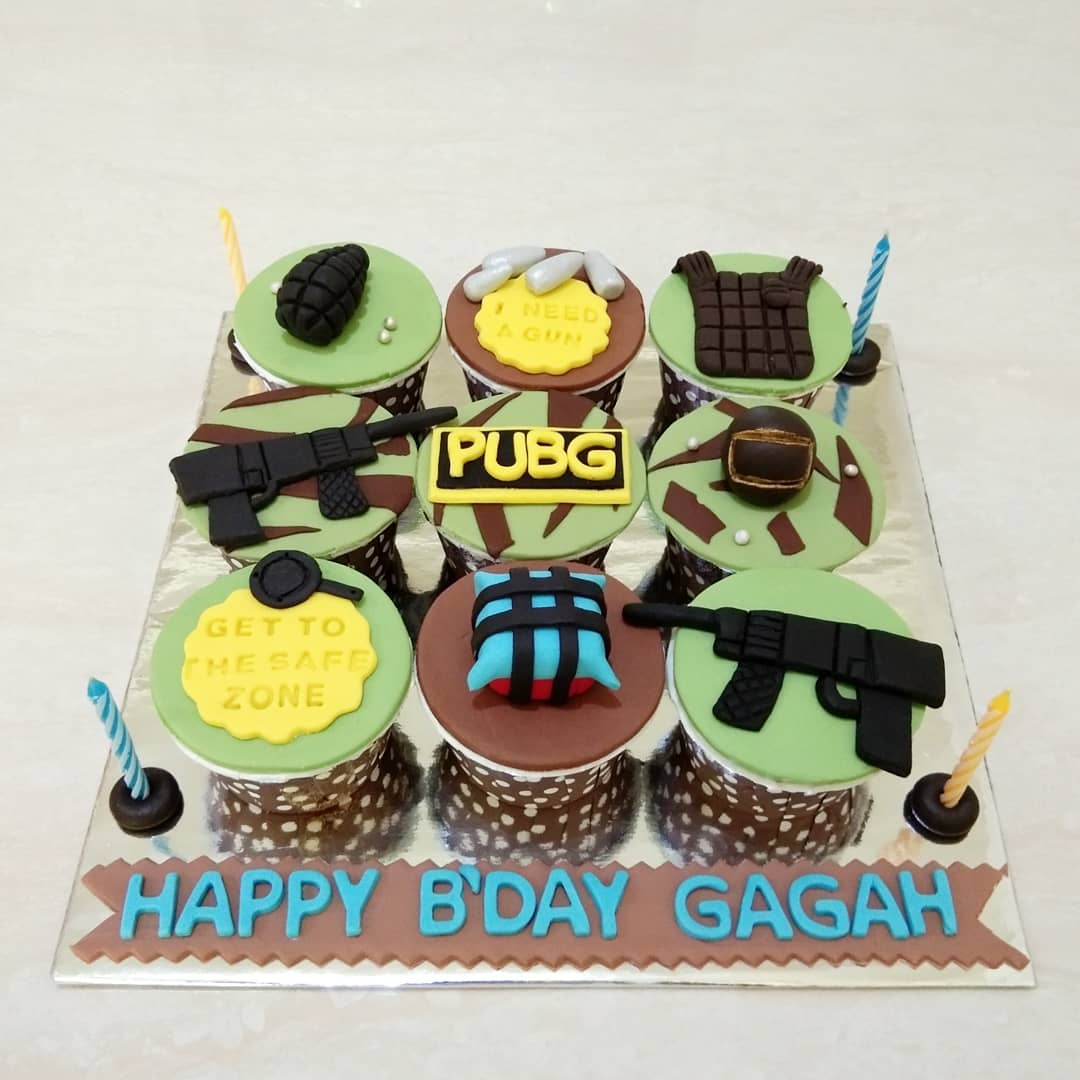 9 Pubg Themed Birthday Party Ideas To Make You Drool