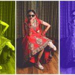 Wedding Sports Shoes, Wedding swagger, bride swag, cool bride, indian bride