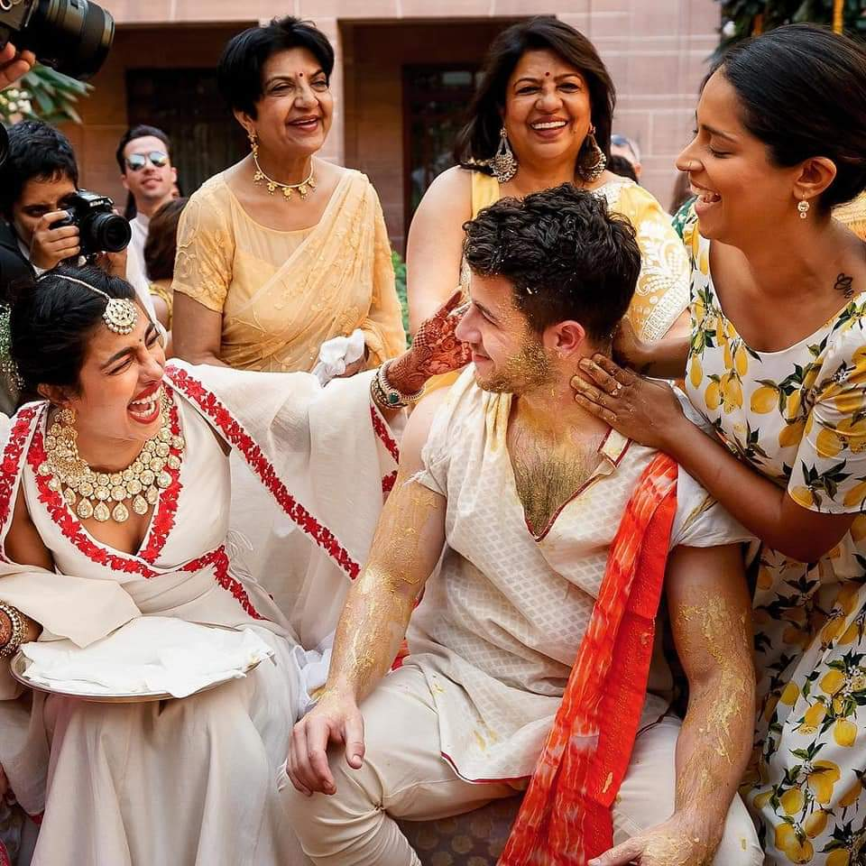 superwoman, nick jonas haldi, priyanka chopra wedding, priyanka chopra husband