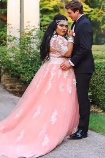 plus size wedding dresses, plus size fashion, plus size gowns, beautiful wedding dresses, princess wedding dresses, pink wedding dresses