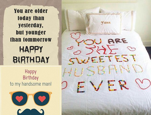 Surprise Birthday Gifts For Husband - Gift Ideas