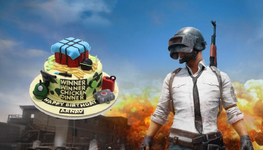 Pubg birthday invites, pubg birthday theme, player unknowns battleground, battle royale