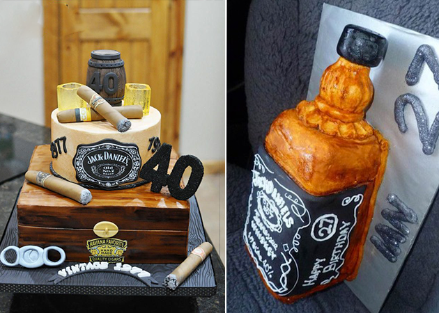 Jack Daniels, Jack Daniels Cake, Whiskey Themed Birthday Cakes, birthday plan ideas, birthday decoration for husband, surprise birthday gift for husband, creative birthday surprise ideas for boyfriend, birthday celebration ideas for husband