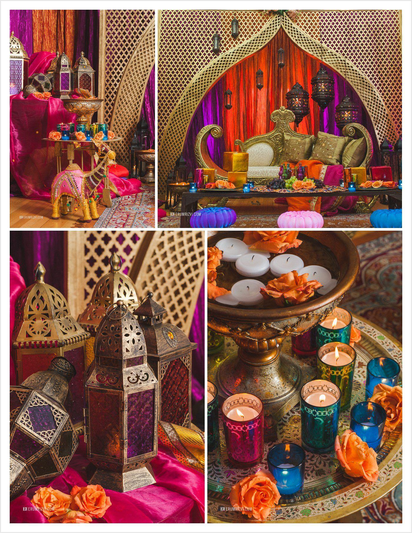 sangeet decoration, indian decor, sangeet decorations at home, floral decoration, sangeet ideas, sangeet ceremony ideas, light decoration for wedding, wedding gate decoration
