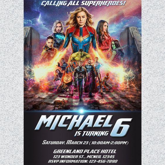 Avengers Themed Party, spiderman birthday, iron man birthday, marvel decor, avengers birthday card, avengers theme party, avengers happy birthday