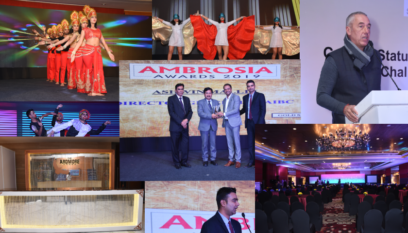 Ambrosia Awards, IndSpirit Conference 2019, Real Events, corporate events