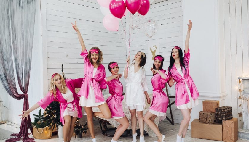 spinster party ideas