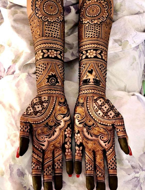 indian mehndi design, bridal mehndi design