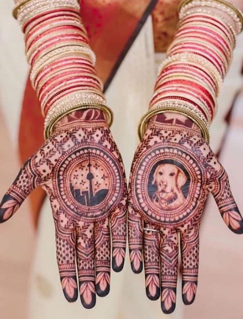 henna designs, indian mehendi design, bridal mehendi designs, trending bridal mehendi designs
