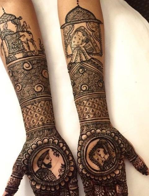henna designs, indian mehndi design, bridal mehndi design