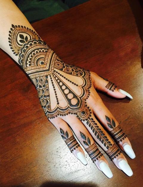 Mehndi design, henna designs,