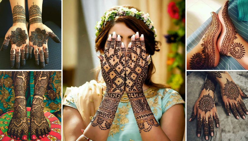 Trending Bridal Mehendi Designs For The Brides Of Today