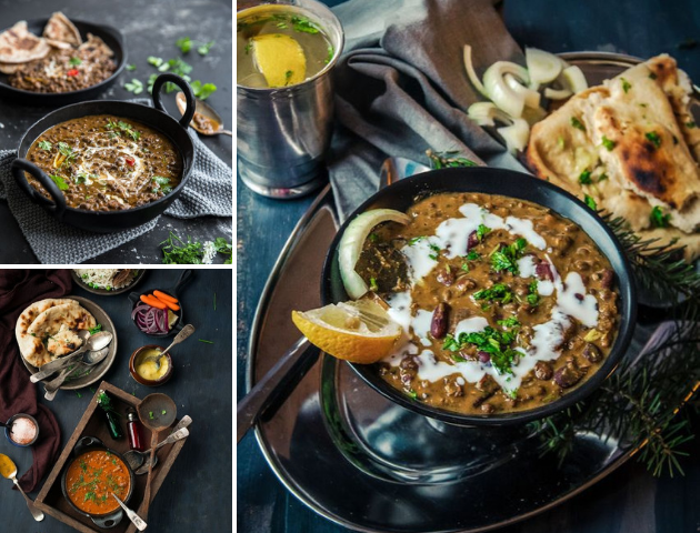 Best Indian wedding dishes main course: Dal Makhani