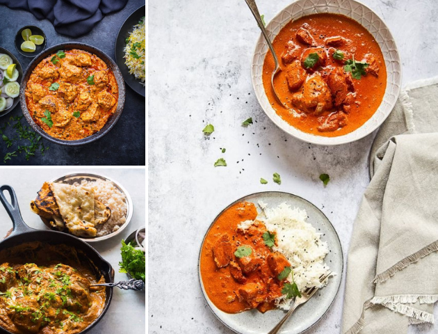 Best Indian wedding dishes main course: Butter Chicken