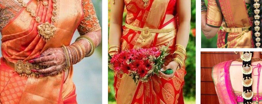Trending Bridal Blouse designs