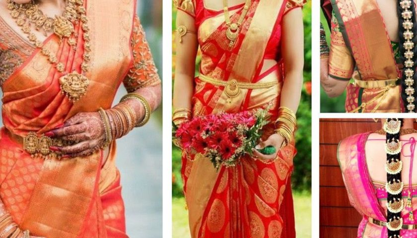 Trending Bridal Blouse designs