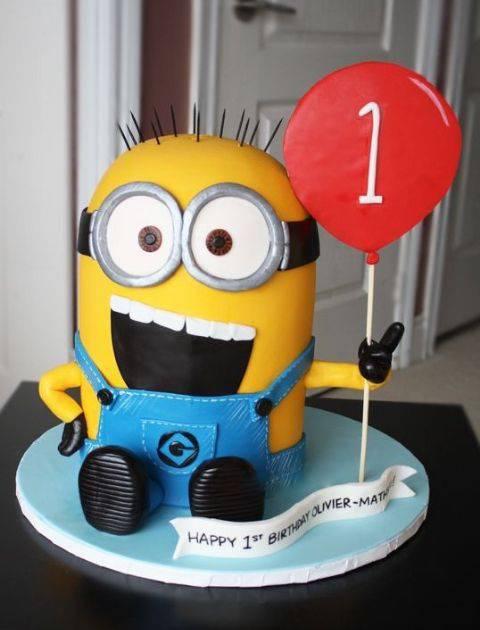 Astounding 1St Birthday Cake Ideas For Your Little Munchkins Birthday Cards Printable Trancafe Filternl