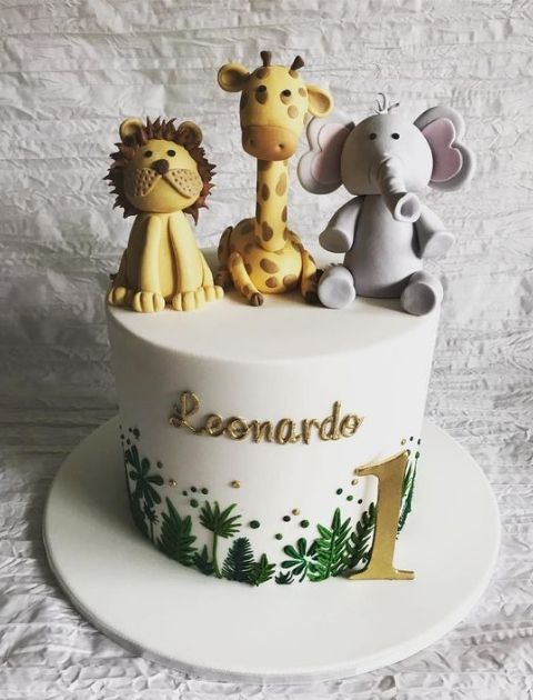 Amazing 1St Birthday Cake Ideas For Your Little Munchkins Funny Birthday Cards Online Alyptdamsfinfo