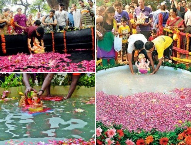 eco-friendly Ganesh Chaturthi, eco-friendly Ganesh Utsav, eco-friendly Ganpati visarjan, eco-friendly Ganpati for Ganesh utsav, Ganesh puja at home, Eco friendly ganesha, Eco ganesha, Eco friendly ganesh ji