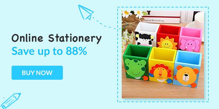 Online Stationery. Save upto 88%. Buy Now