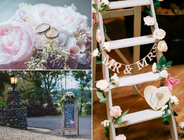 romantic wedding themes
