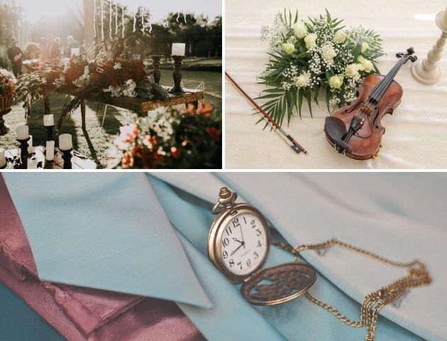 vintage wedding themes