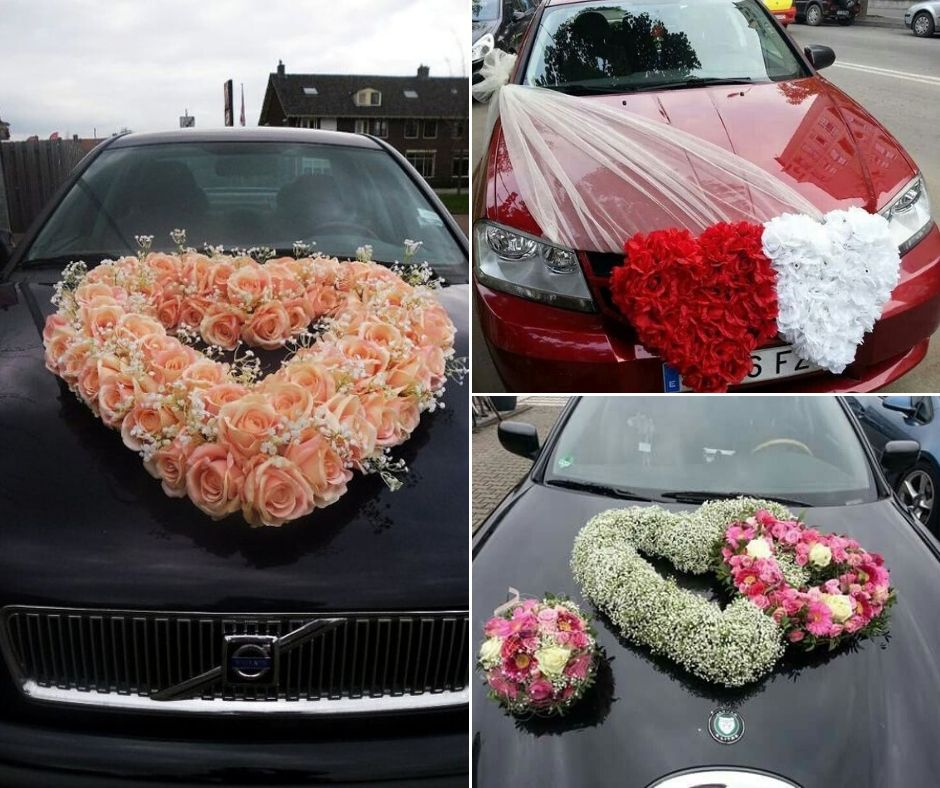 wedding car decoration, marriage car decoration, car flower decoration, wedding car decoration with flowers, car decoration ideas, wedding car decoration ideas, simple car decoration