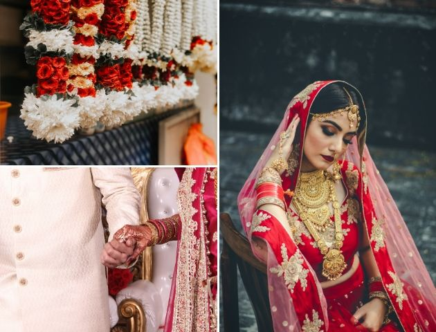 traditional wedding theme