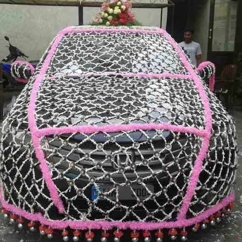 Net car Decoration