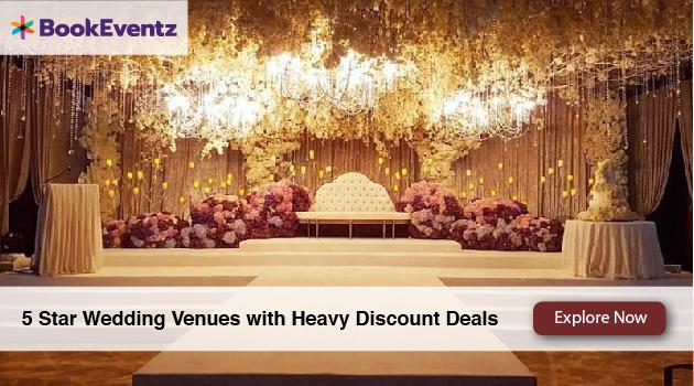 BookEventz 5 Star venues