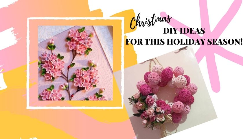 Christmas DIY Ideas for this Holiday Season!