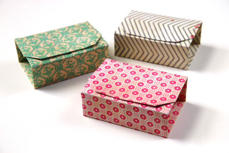 Christmas DIY gift boxes